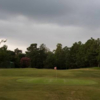 A cloudy day view of a hole at Sullivan's Par 3