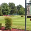 A view of tee #1 at Owensboro Country Club