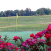 A view of a hole at Windridge Country Club