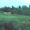 A view of green #4 at Springbrook Golf Club