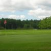 A view of a hole at Hidden Meadows Golf Course