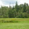 A view of a green at Hidden Meadows Golf Course