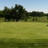 A view of the 18th green at Egremont Country Club