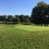 View of a green at Tanglewood Golf Course