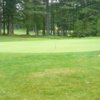 A view of green #6 at Bedrock Golf Club