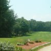 A view from a tee at Bedrock Golf Club