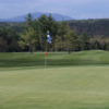 A view of a green at Templewood Golf Course