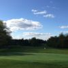 A view of a green at Westminster Country Club