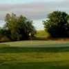 A view of a hole at Zumbrota Golf Club