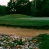 A view of hole #2 at Marsh Oaks from Oak Ridge Golf Club