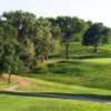 A sunny day view from Arapahoe Golf Course