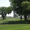 A view of a green at Cross Creek Golf Links