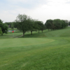 A view of a hole at David City Golf Course