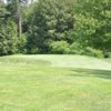 A sunny day view of a hole at Hanover Country Club