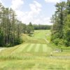 A view of a tee at Hanover Country Club