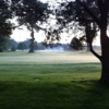 A view of the 1st hole at Abenaqui Country Club