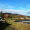 A fall view from Waterville Valley Golf Club