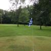 A view of a hole at Anchor Golf Land