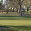 A view of a green at Hobbs Country Club