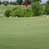 A view of a hole at Lovington Country Club