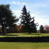 A view of a hole at Colonial Ridge Golf