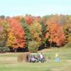 A fall day view from Colonial Ridge Golf