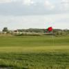 A view of green #13 at Eagle Ridge Golf Club