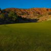 A view of a green at Cedar Ridge Golf Course
