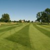 A view from a fairway at The Links from Lang Farm