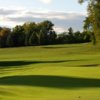 A view of a hole at Cedar Knoll Country Club