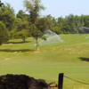 A sunny day view from Millwood Country Club