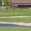 A view of a green at Miller's Glen Golf Course (Sheboygan Town & Country)
