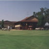 A view of a green and the clubhouse at Madison Country Club (City of Madison)