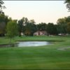 A view of hole #4 at Mountain Lake Golf Course