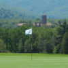 A view of a hole at St. Bonaventure Golf Club