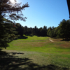 A view of fairway #5 at AuSable Valley Golf Course