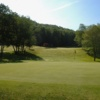 A view of hole #6 at Bath Country Club