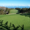 A view of the 18th green at Junko Golf Club