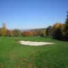 A fall day view from Pine Hills Golf Course