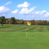 A view of hole #9 at Emerald Greens