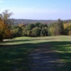 A view from Dogwood Knolls Golf Course