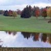 A view over the water from Hillendale Golf Course