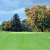 A view of a hole at Hillendale Golf Course