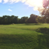 A view of a tee at Alapaha Golf Center