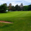 A view of fairway #10 at Lochmor Golf Course