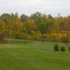 A fall day view from Gothic Hill Golf Course