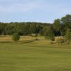 A view of a green at Hardwood Hills Golf Course