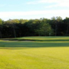 A view of hole #6 at Mount Kisco Country Club