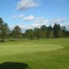 A view of a green at Deerwood Golf Course