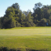 A view of hole #18 at Potsdam Golf & Country Club